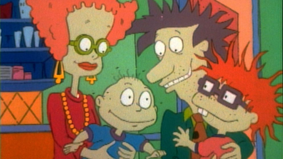 Rugrats Turns 25 Creators Klasky And Csupo Share Story Behind The Iconic Cartoon Abc News