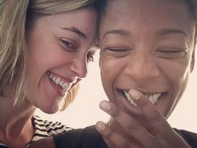 Samira Wiley Flashes Her Engagement Ring From Lauren Morelli