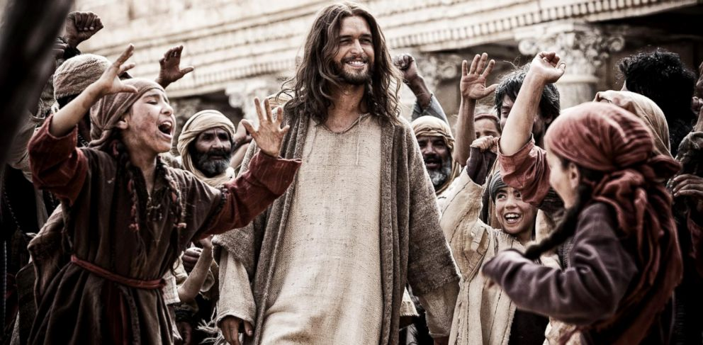 PHOTO: Scene from the new 20th Century FOX film, Son of God.