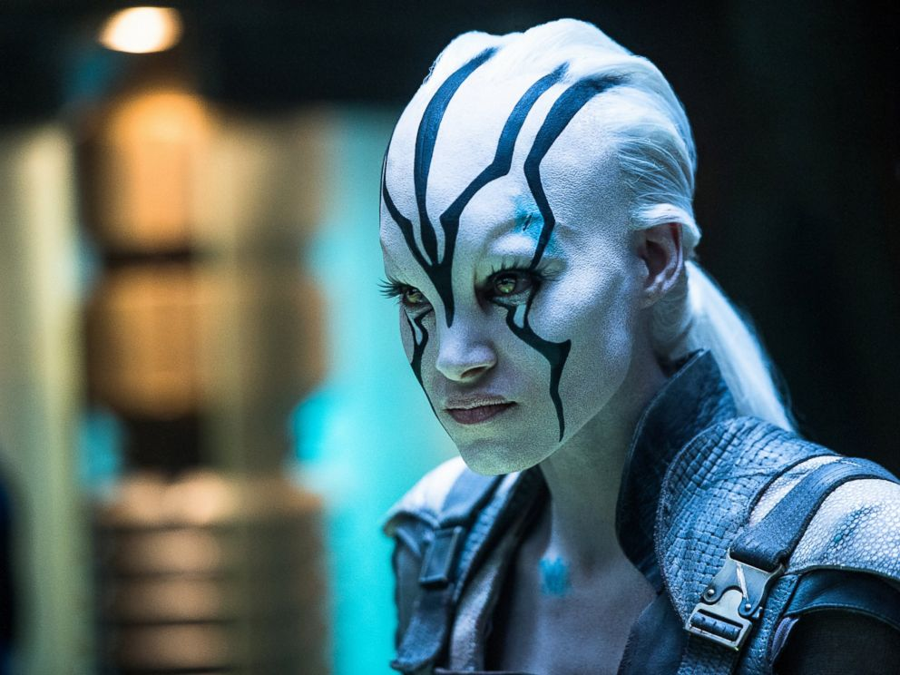 PHOTO: Sofia Boutella as Jaylah in Star Trek Beyond.