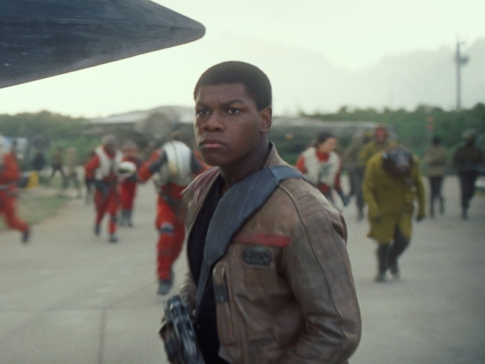 PHOTO: A scene from the new trailer Star Wars: The Force Awakens.
