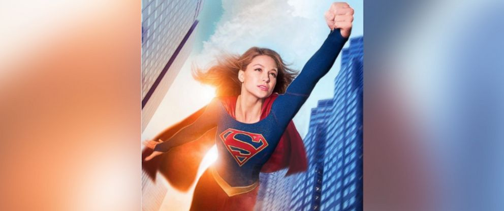 "PHOTO: Melissa Benoist is pictured in ""Supergirl."""