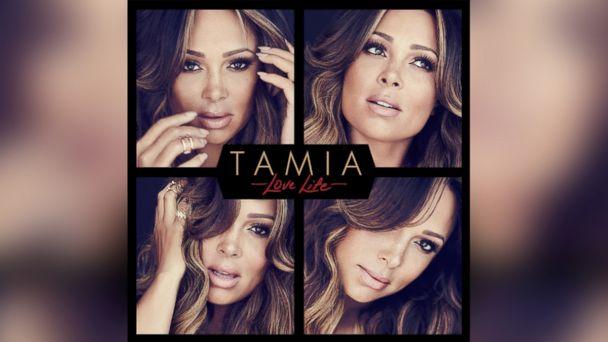 PHOTO: Tamia - Love Life