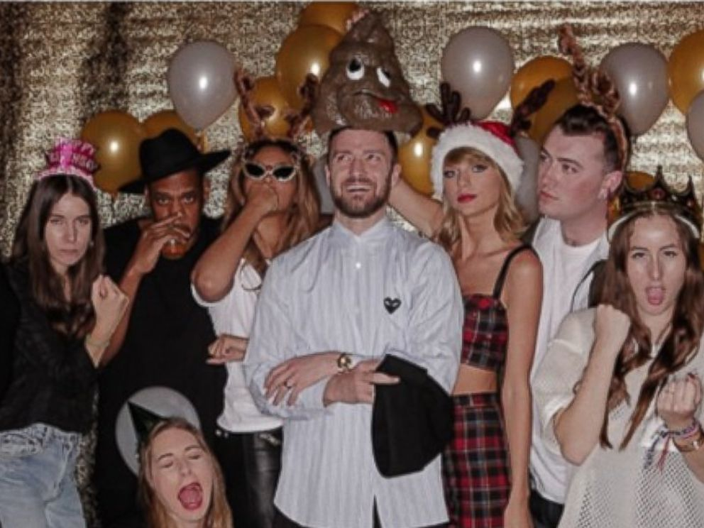 Taylor Swift Celebrates Her Birthday With Beyonce Jay Z Justin Timberlake Abc News
