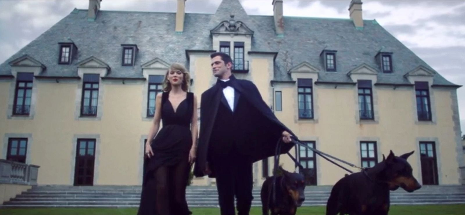 Taylor Swift Uses Oheka Castle As Setting For Latest Video Photos