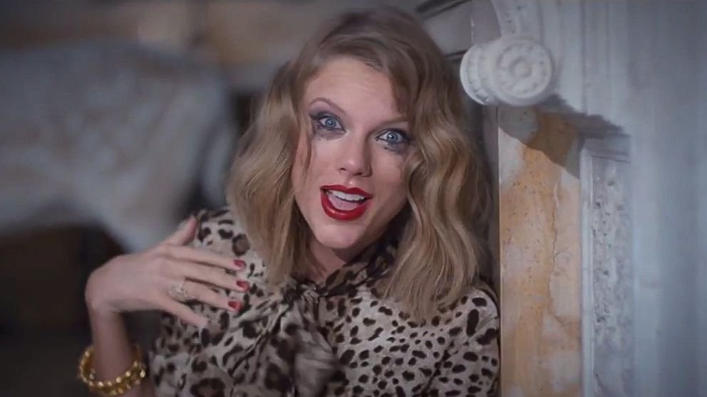 Taylor Swift Releases Blank Space Music Video