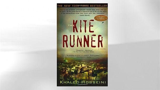 PHOTO: The Kite Runner, by Khaled Hosseini