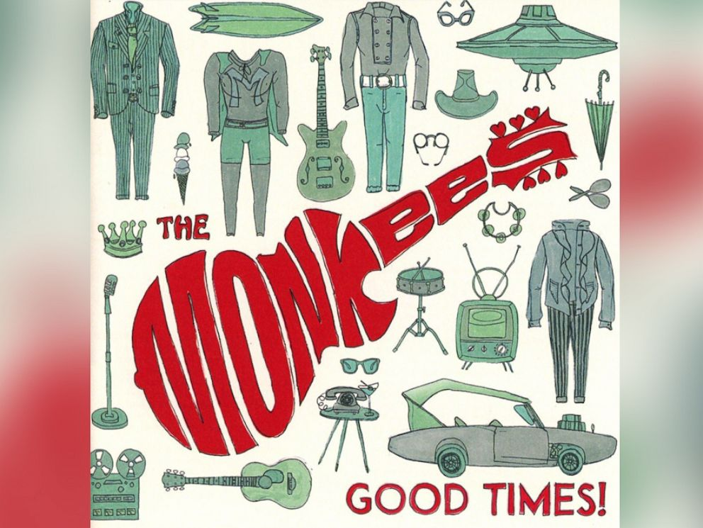 PHOTO: The Monkees - Good Times!