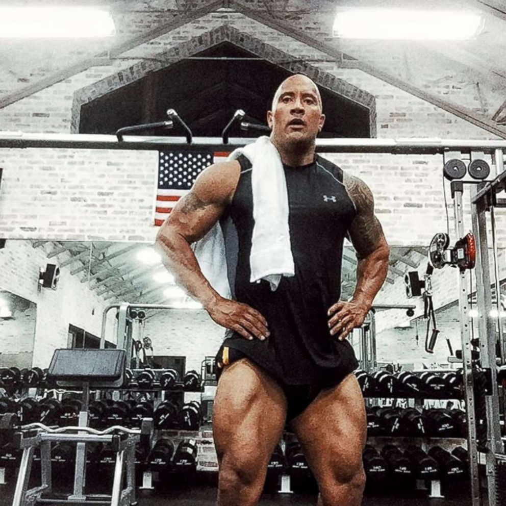 I tried Dwayne 'The Rock' Johnson's insane diet and here's