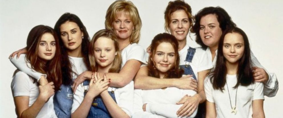 "PHOTO: The cast of the movie ""Then and Now."""