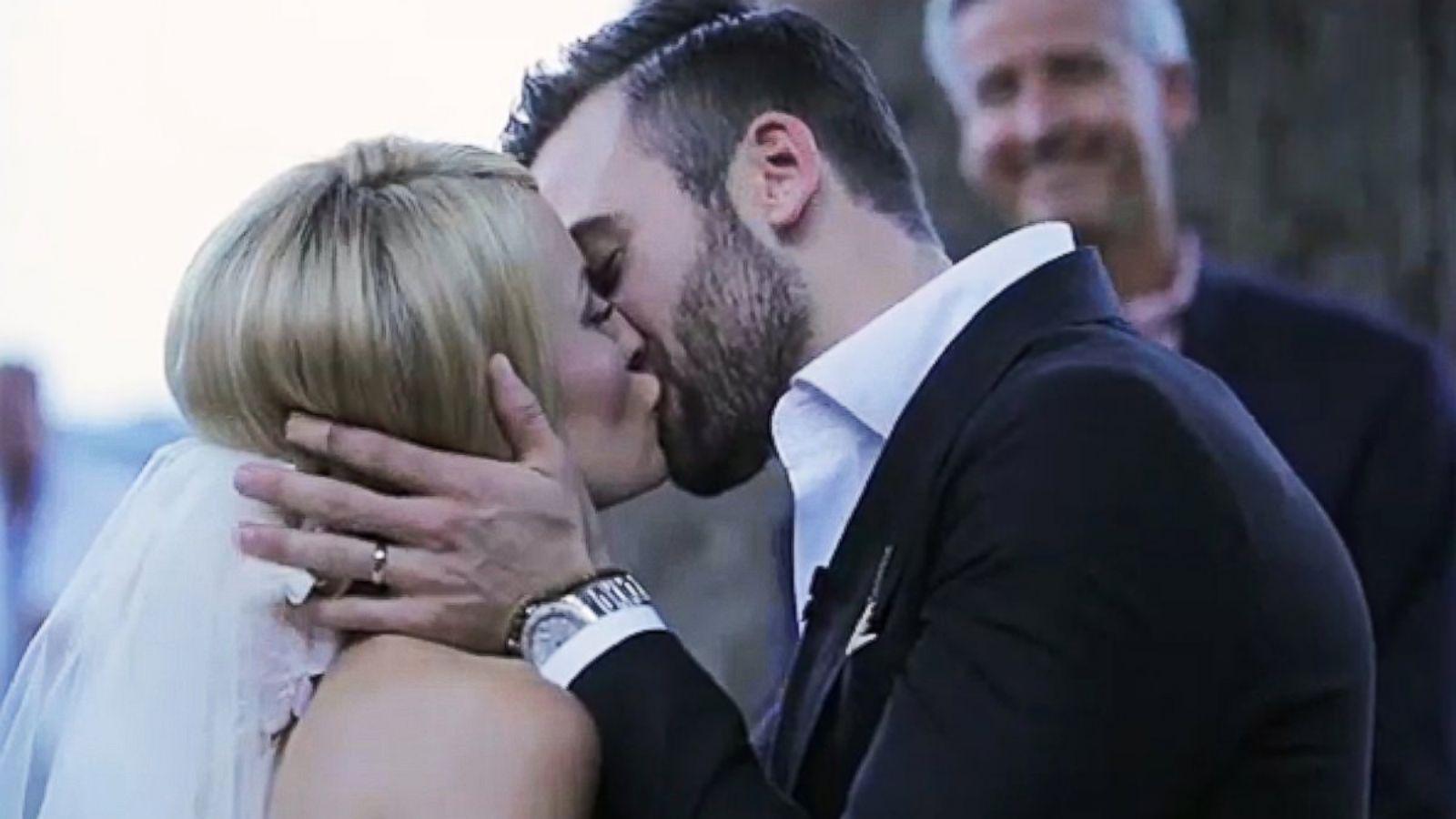 Former Bachelorette Emily Maynard Shares Her Sweet Wedding Video Abc News