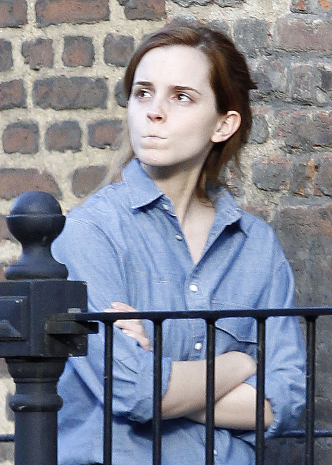 Emma Watson Shows Off Her Natural Beauty Picture -2895