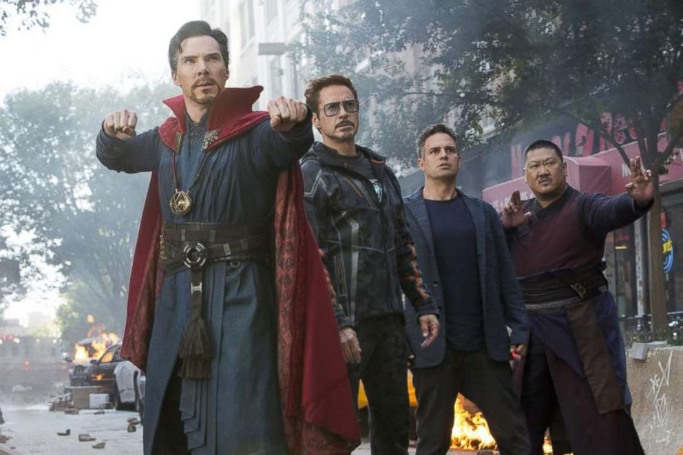 PHOTO: Marvels Avengers: Infinity War will be released in April 2018.