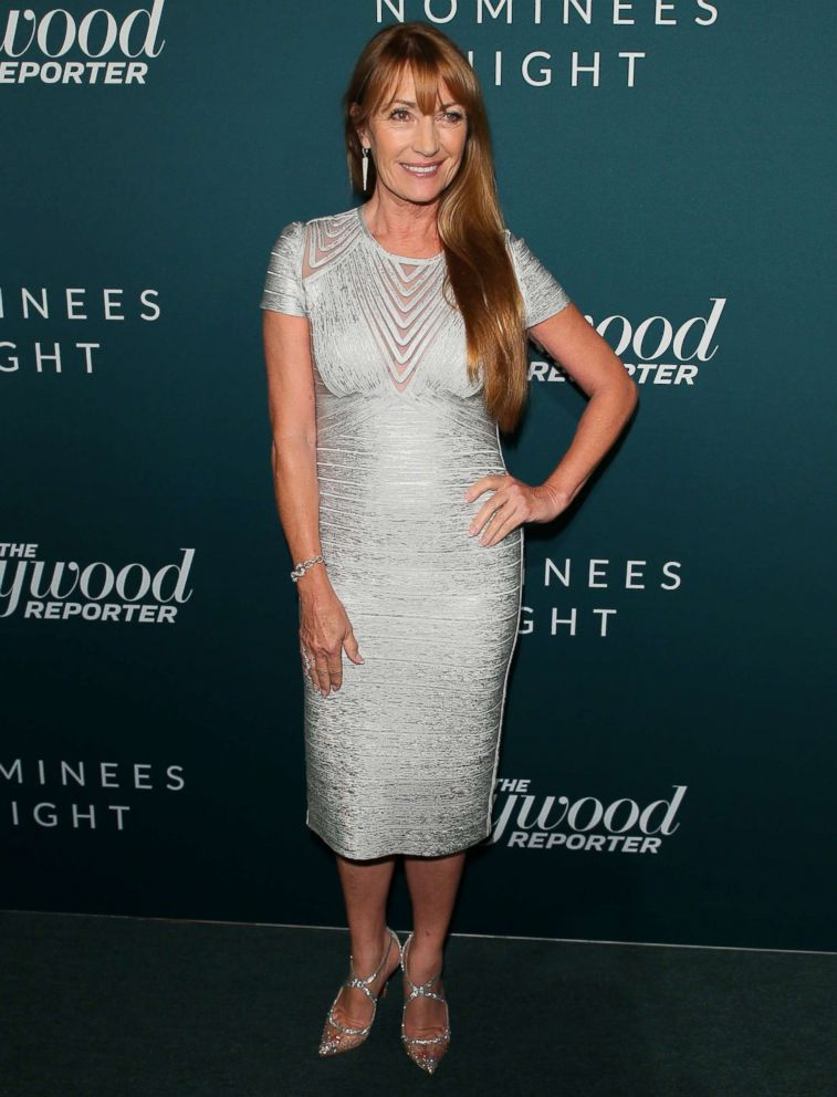 PHOTO: Jane Seymour attends The Hollywood Reporter 6th Annual Nominees Night, in Beverly Hills, Calif. on Feb. 5, 2018.
