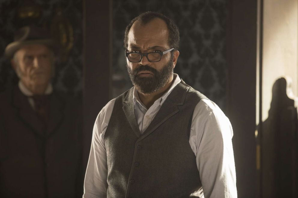 PHOTO: Jeffrey Wright in a scene from the second season of HBOs Westworld.