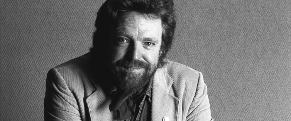 PHOTO: Portrait of John Perry Barlow, from Electronic Frontier Foundation/Berkman Center for Internet and Society, at the annual PC Forum, Tucson, Ariz., in 1991.