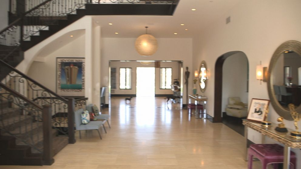 PHOTO: Griffin lives in the Bel Air neighborhood of Los Angeles, in a house that she says cost her $10.5 million.