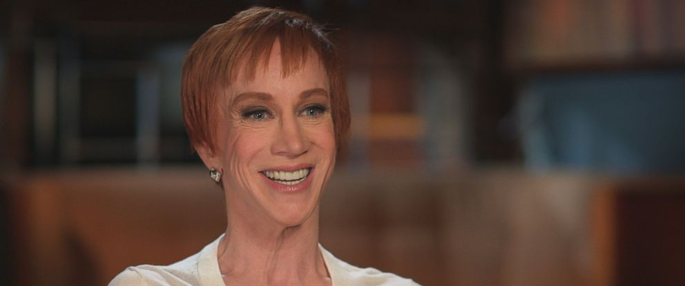 "PHOTO: In an interview with ABCs Nightline Kathy Griffin said, ""I didnt break the law."""