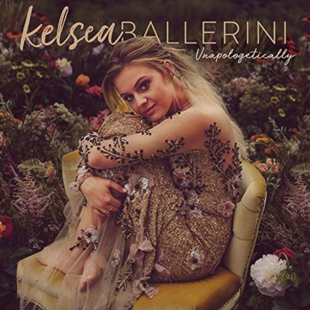 PHOTO: The cover of Kelsea Ballerinis album, Unapologetically.