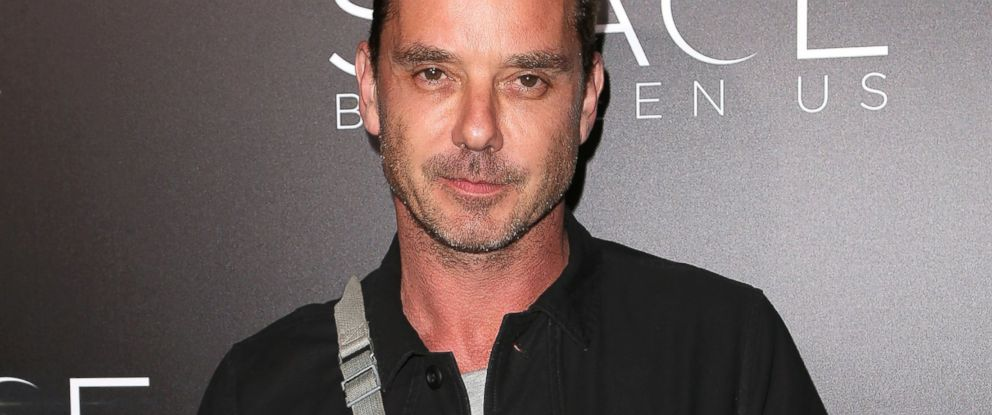 "PHOTO: Gavin Rossdale at the ""The Space Between Us"" Los Angeles Premiere, on Jan. 17, 2017, in Hollywood, California."
