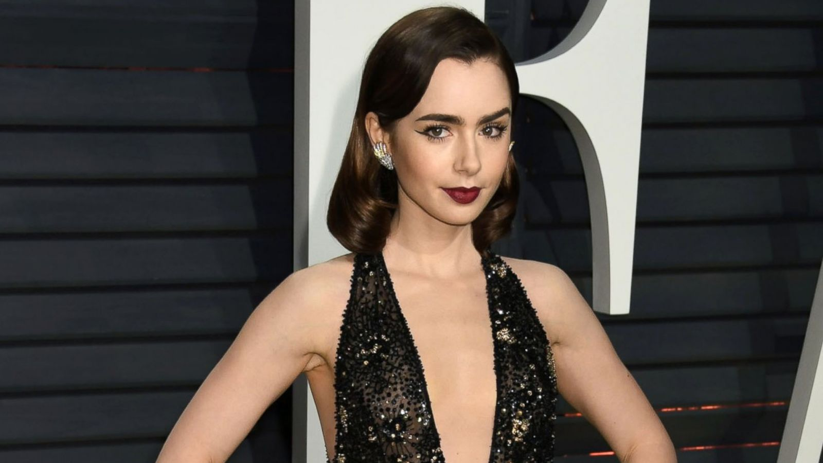 Lily collins 6493 nudes (65 image)