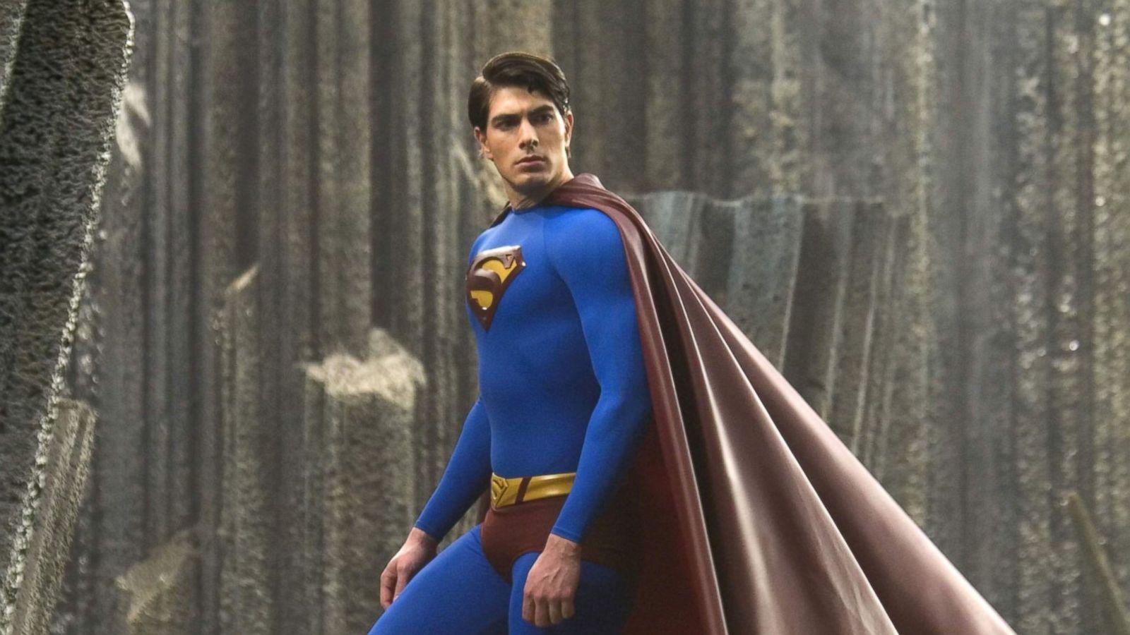 Batman v Superman': What Happened to Brandon Routh - ABC News