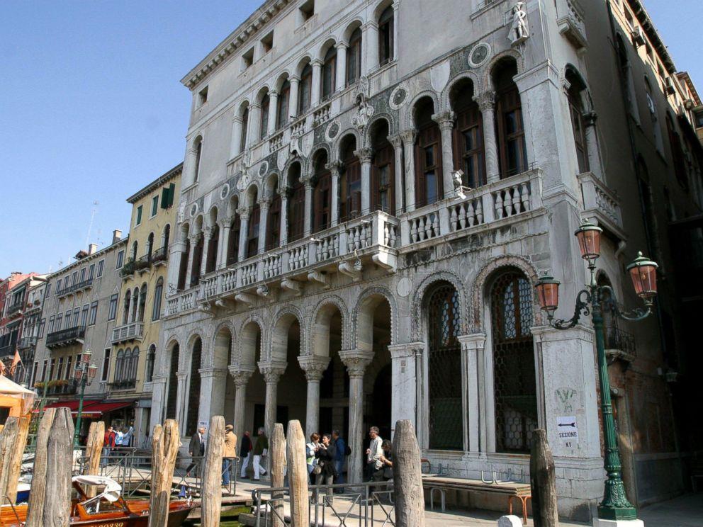 PHOTO: The Ca Farsetti palace in Venice, Italy, Sept. 18, 2014.