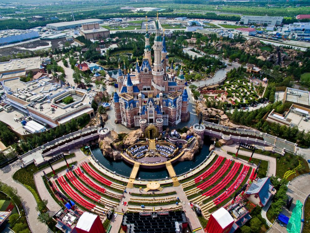 Shanghai Disney Resort Hotel