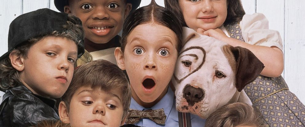 Youll Never Believe What The Cast Of Little Rascals Looks Like 20