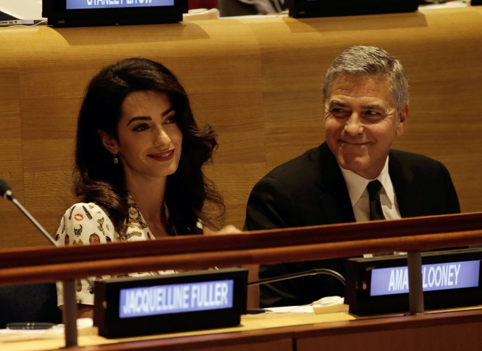 All of Amal Clooney's most glamorous looks Photos - ABC News