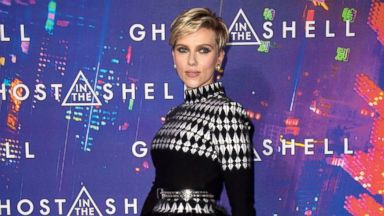 Scarlett Johansson On Feminism The Women S March And Her New Film Abc News