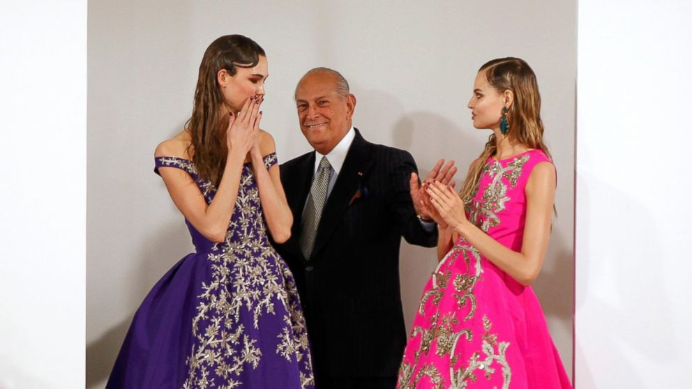 Iconic Fashion Designer Oscar De La Renta Dies At 82 Abc News