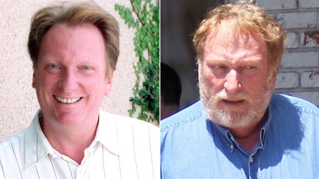 PHOTO:Jeffrey Jones then and now.