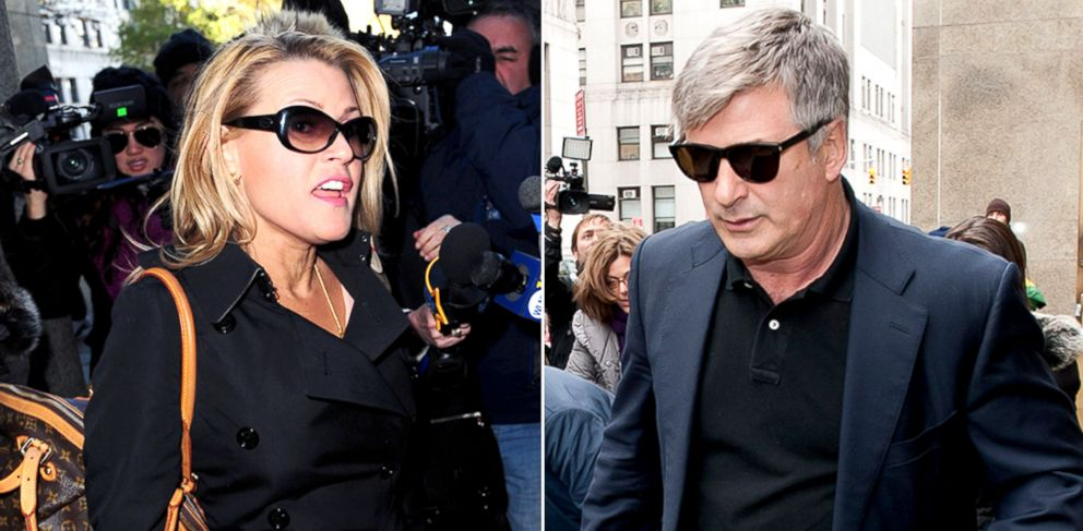 PHOTO: The trail between Alec Baldwin and his alleged stalker, Genevieve Sabourin, ends today.