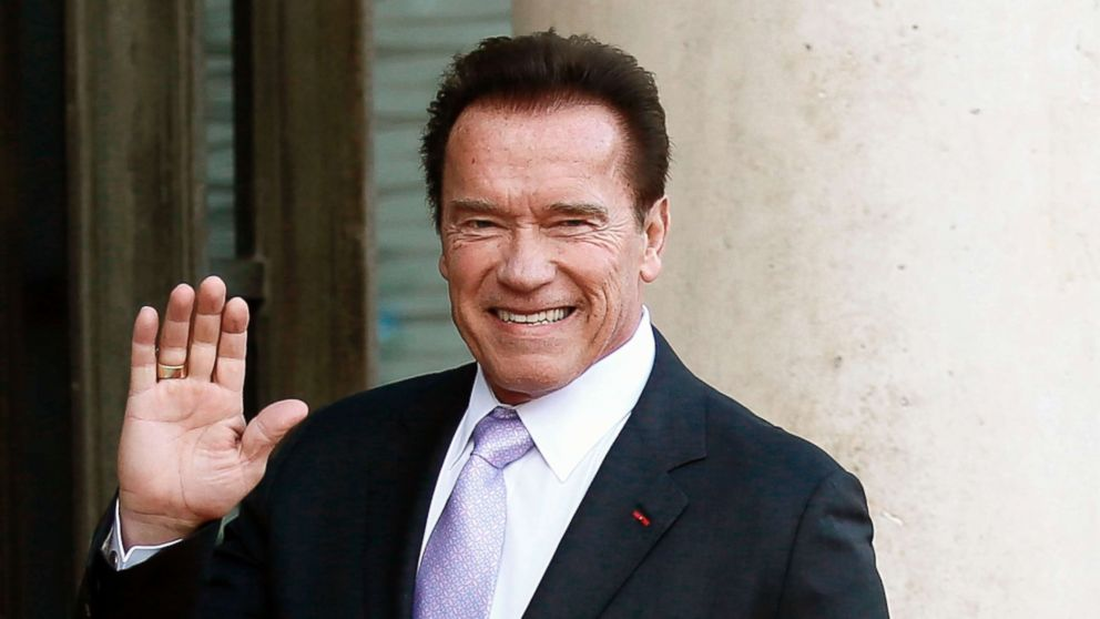 Woman facing eviction gets help from Arnold Schwarzenegger