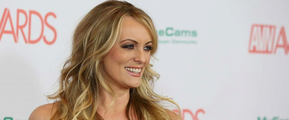 PHOTO: Stormy Daniels attends the 2018 Adult Video News Awards at the Hard Rock Hotel & Casino on Jan. 27, 2018 in Las Vegas.