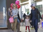 PHOTO: Nicole Kidman and Keith Urban shared the love ahead of Valentines Day by throwing a kids party in Calif., Feb.9 2013.