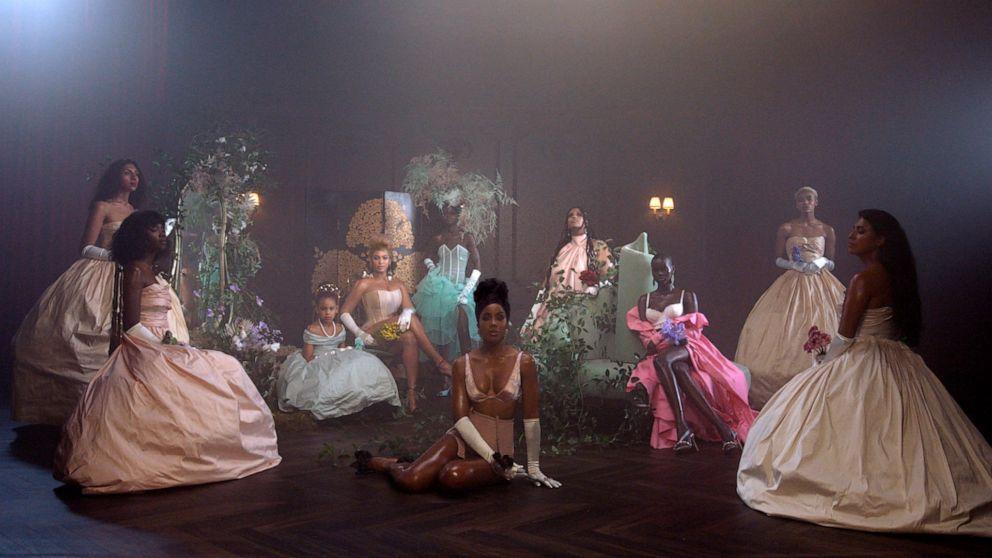 Review: Beyoncé's 'Black Is King' is supreme Black art - ABC News