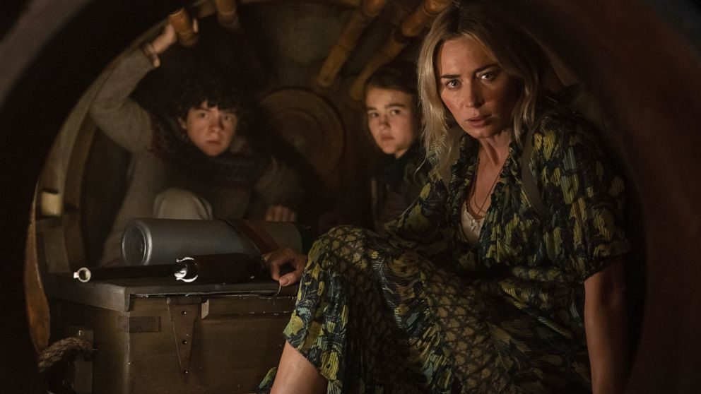 Fueling Box Office Rebound Quiet Place Opens With 58 5m Abc News