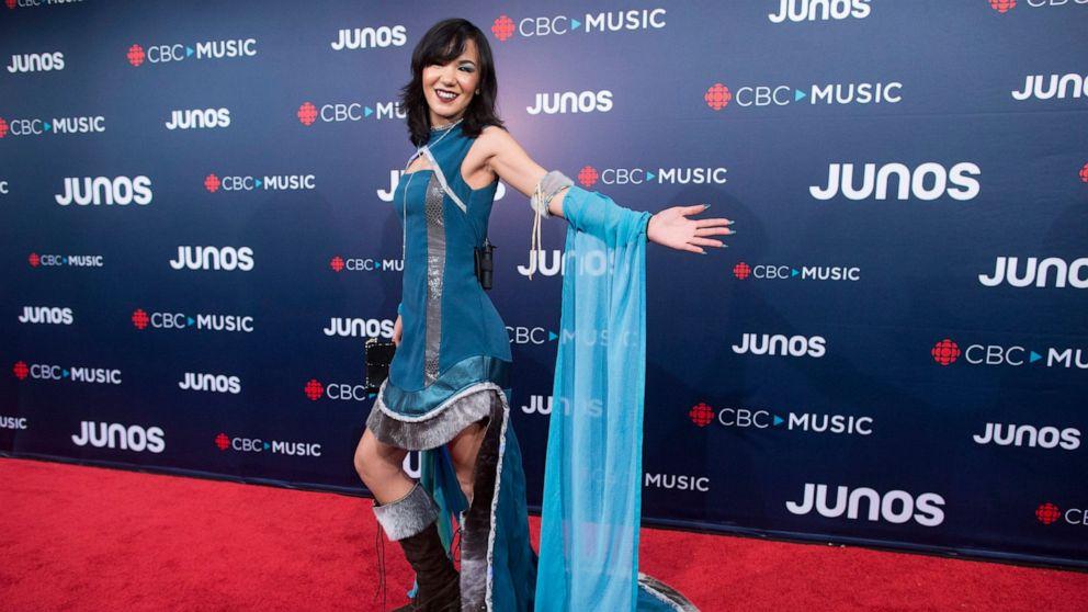 イヌイット-カナダの歌手の方対象'ダイヤモンド'型は26