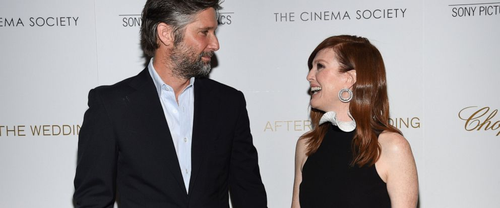 After The Wedding.After The Wedding Was A Family Affair For Julianne Moore Abc News