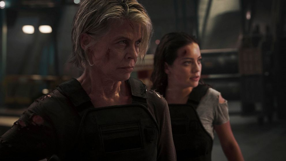 Review: 'Terminator: Dark Fate' is no triumphant comeback thumbnail