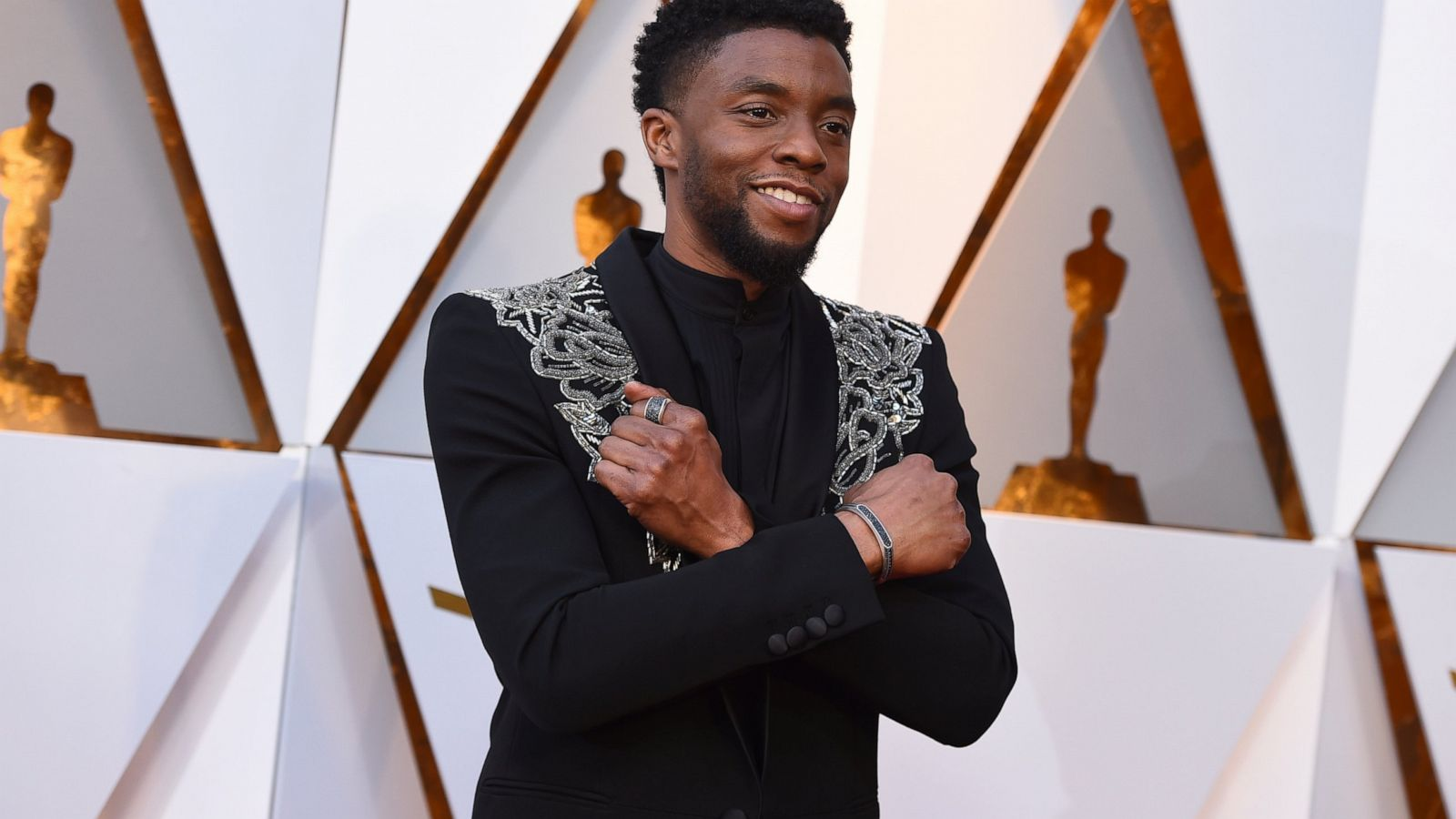 Chadwick Boseman, who embodied Black icons, dies of cancer - ABC News
