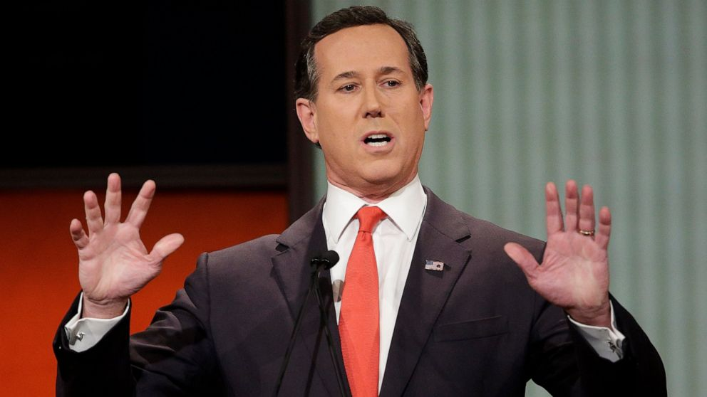 CNN Cuts Ties With Rick Santorum Over Comments About Native American Culture