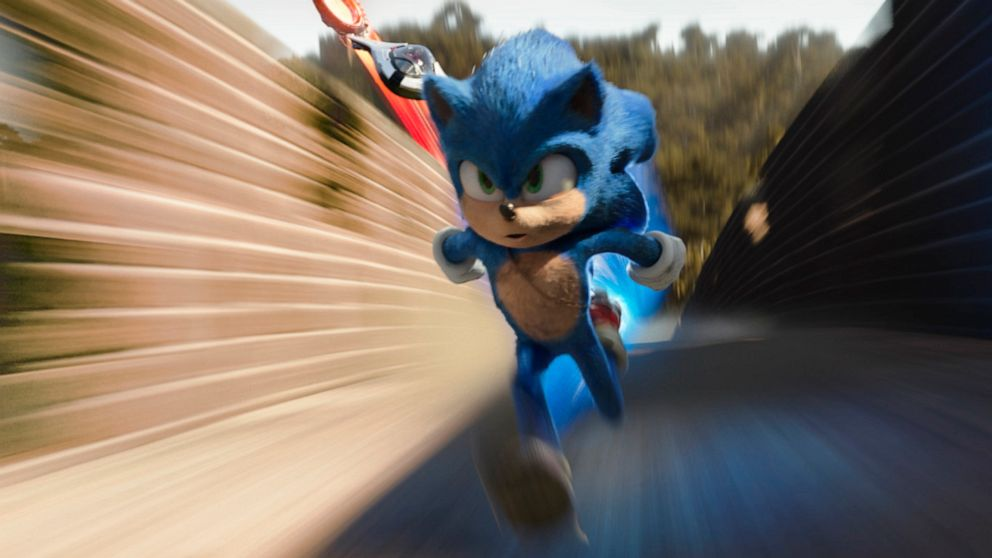 Sonic Speeds To 57m Debut Parasite Sees Big Oscar Bump Abc News