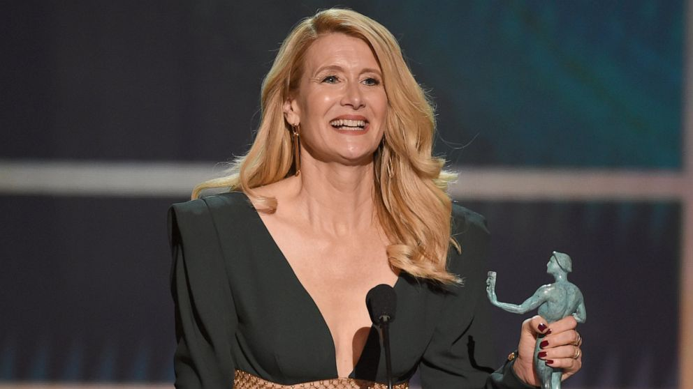 Partial list of winners at Screen Actors Guild Awards thumbnail