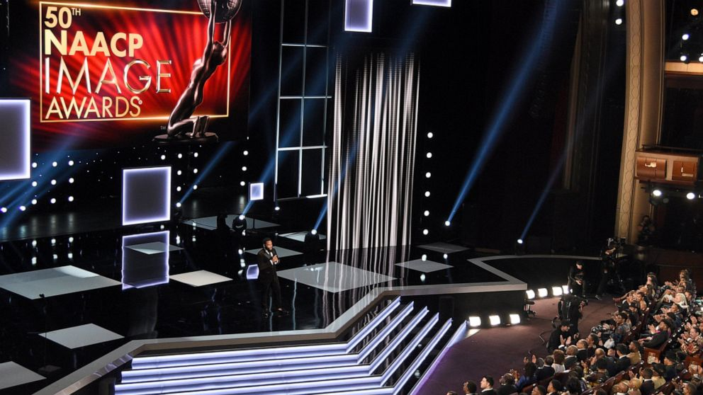 Lizzo, Nyong'o, Eddie Murphy vying for NAACP Image Awards