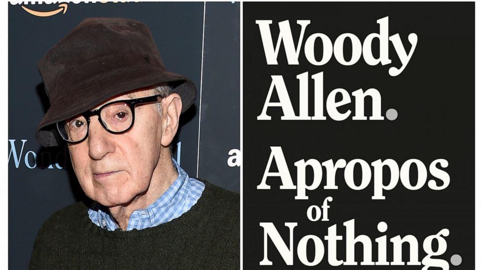 AP Αποκλειστικό: Allen έχει νέο εκδότη, απομνημονεύματα τη δευτέρα