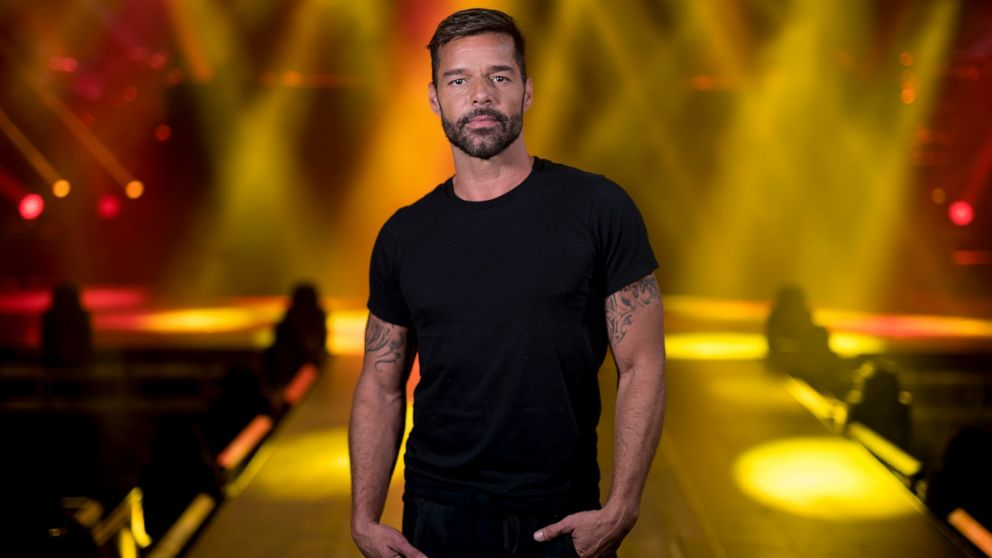 Ricky Martin finds inspiration in Puerto Rico protests thumbnail