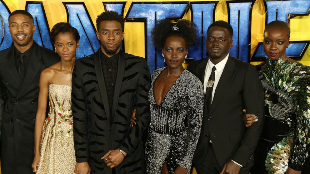 Shock Grief And Gratitude After Death Of Chadwick Boseman Abc News